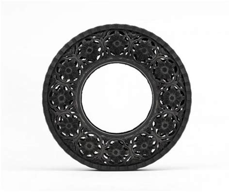 rubber for st carving don t burn rubber carved recycled tire urbanist