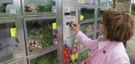 distributore automatico fiori francia arriva il distributore automatico per frutta e verdura