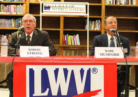 Bay County Circuit Court Records Clerk Candidates Square During Forum Kent County