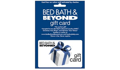 bed bath and beyond gift card value bed bath and beyond gift card value 28 images 13
