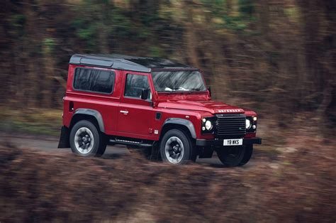 2019 Land Rover Defender Interior Photos Carwaw