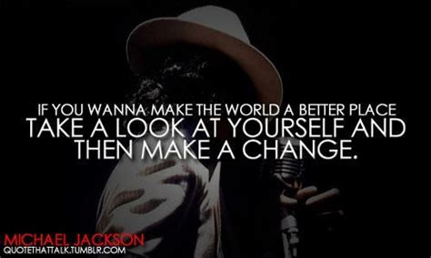 michael jackson make the world a better place lyrics quot if you wanna make the world a better place take a look