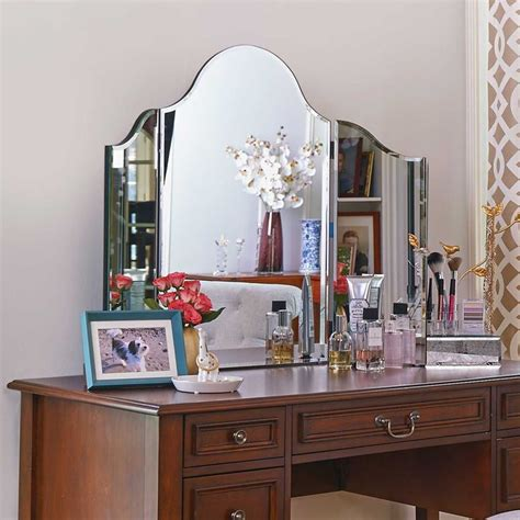 Tesco Vanity Table Best 25 Tri Fold Mirror Ideas On