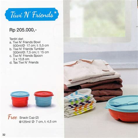 Tupperware Tiwi N Friends tiwi n friends tupperware promo juli 2015 kiosramah