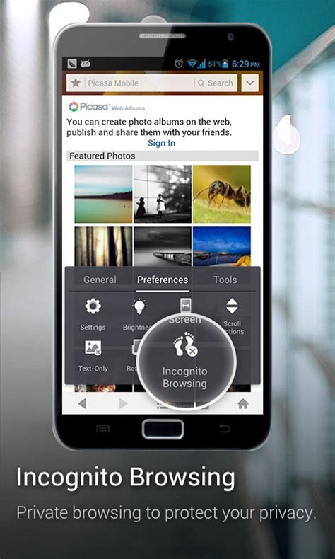 ucweb android apk ucweb updates its uc browser for android phone and tablet top apps
