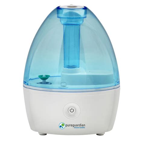 pureguardian h910bl 14 hour nursery ultrasonic cool mist