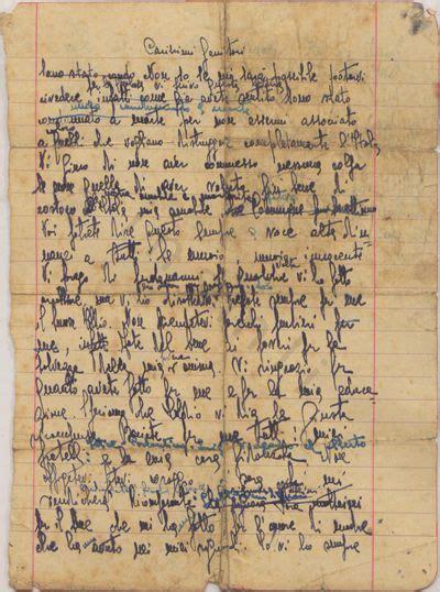 lettere partigiani resistenza lettere di condannati a morte 1