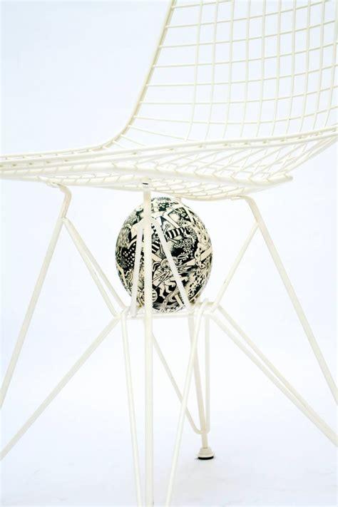 vitra  la source wire chair auction sale studio flodeau