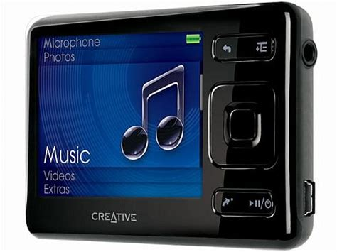 creative zen 16 gb portable media player quest for the coolest gadgets