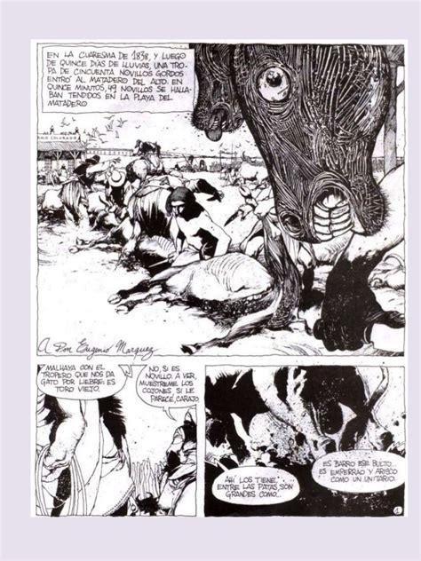 imagenes sensoriales el matadero historieta el matadero de enrique breccia