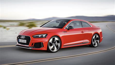 Audie Rs5 by 2017 Audi Rs5 Coupe Revealed Photos Caradvice
