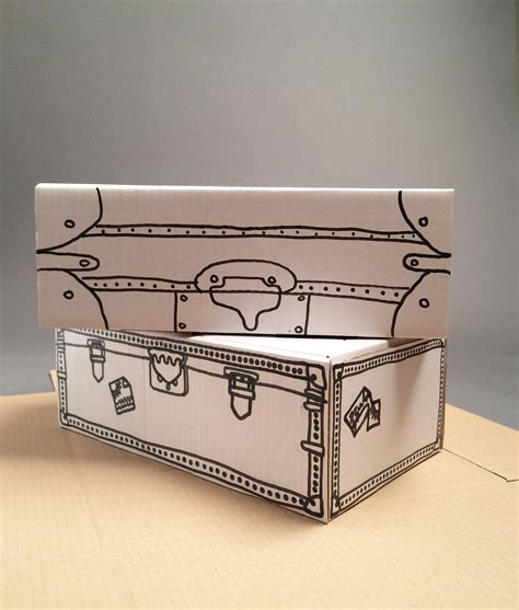 How To Make A Shoe Box Out Of Paper - how to make storage boxes out of shoe boxes 28 images