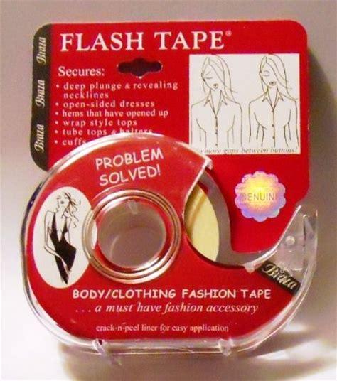 braza body clothing double sided flash tape 1009 fashion clothing braza flash tape 6 rolls double sided