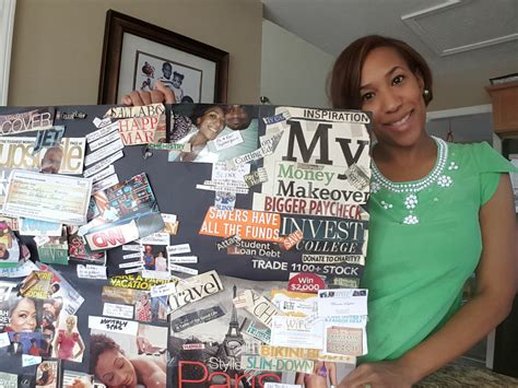 how to make a board how to create a vision board in 5 steps