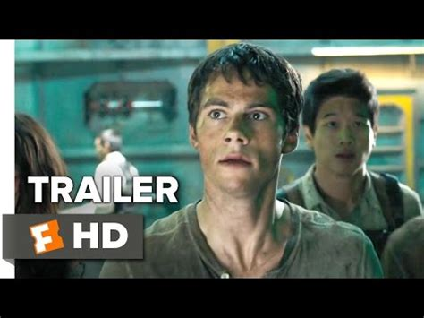 film maze runner 2 youtube maze runner the scorch trials official trailer 2 2015