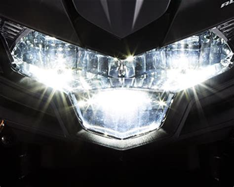 Lu Led Motor Mio mio soul i 125 to stand out