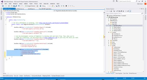 Layout Cshtml | asp net mvc 5 bootstrap 3 0 in 3 steps codeproject
