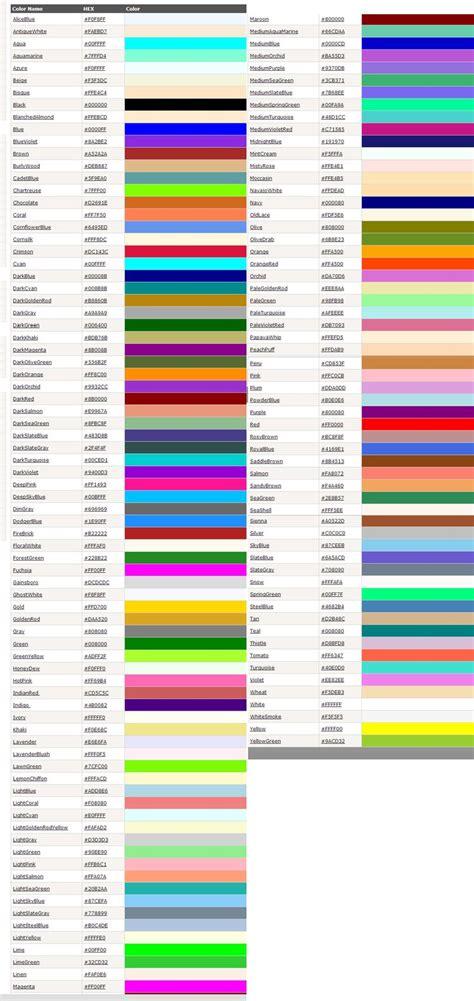 m 225 s de 25 ideas incre 237 bles sobre colores hexadecimales en