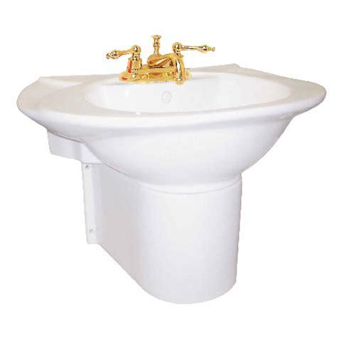 pedestal wall mount half wall pedestal sink wall mount bathroom basin white