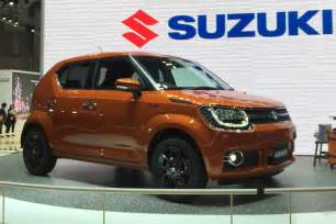 What Country Makes Suzuki Cars Suzuki Ignis Tokyo Motor Show Pictures Carbuyer
