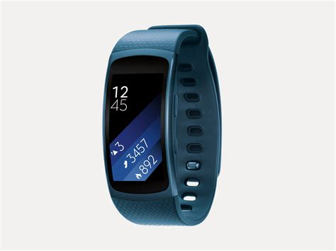 Samsung Smartwatch Fit samsung gear fit2 is half fitness tracker half smartwatch wired
