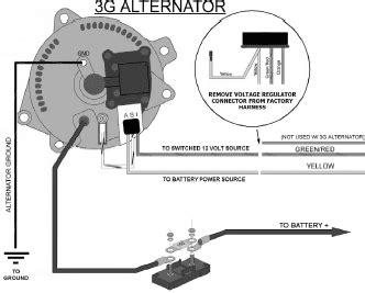 wiring diagram for alternator with regulator ford alternator wiring diagram regulator circuit diagram