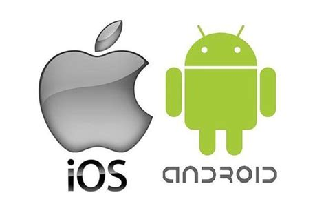 ios on android phone ios trumps android in mobile shopping so what computerworld
