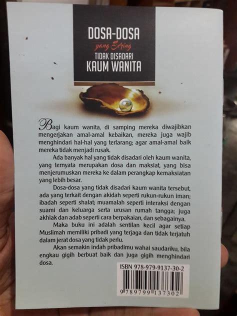 Murah 221 Kesalahan Dalam Shalat buku saku dosa dosa yang sering tidak disadari kaum wanita toko muslim title