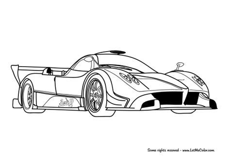 coloring pages fast cars 10 must see fast car coloring pages letmecolor