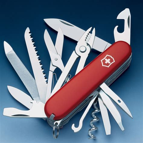 Swiss Army victorinox swiss army knife 15 functions gizmoway