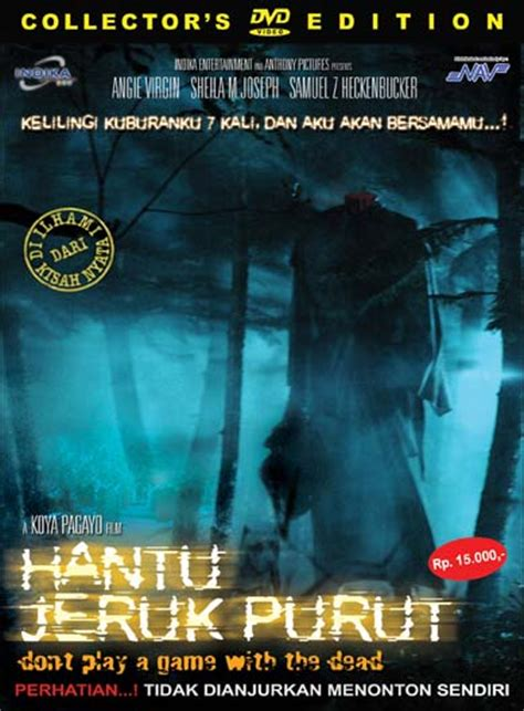 film horor indonesia hantu jeruk purut hantu jeruk purut ghost of jeruk purut the