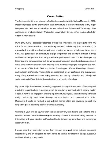 Cover Letter For Revised Cover Letter Revised