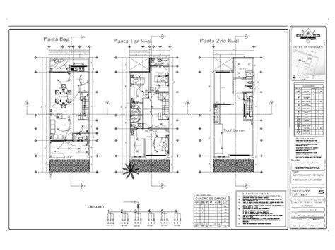 proyecto de casa dise 241 o arquitectonico proyecto casa planos duarq 10 00