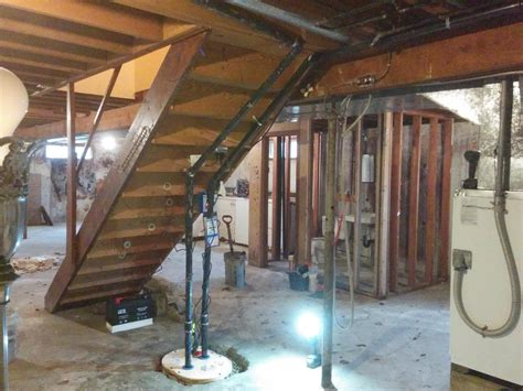 bluemaxx basement systems sump systems photo album