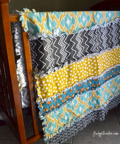 Fabric For Rag Quilt by 25 Best Ideas About Rag Quilts On Rag