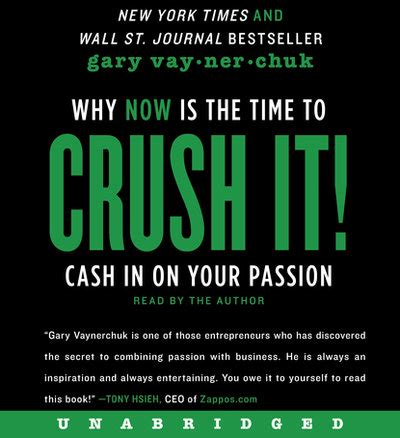libro fm crush it audiobook