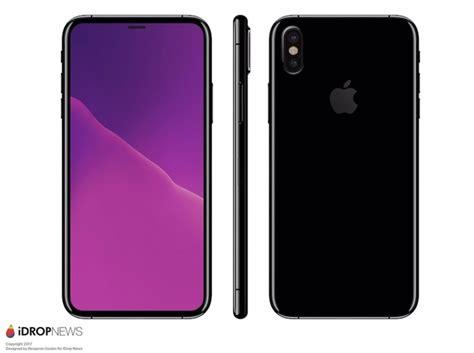 l iphone 10 192 quoi pourrait ressembler l iphone x avec ses capteurs sous l 233 cran