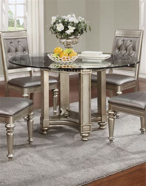 silver dining room sets bling silver dining room set for the home room set dining rooms and bling
