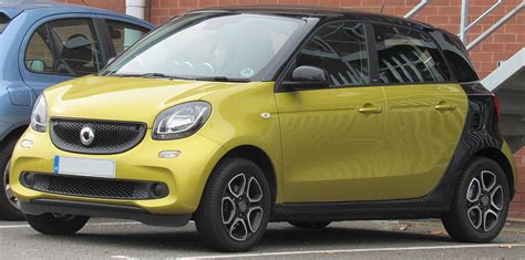 Smart Is by Smart Forfour