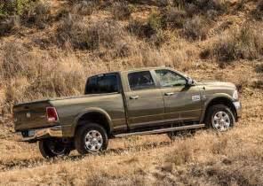 Dodge 2500 Horsepower 2016 Ram 2500 Diesel Changes Car Interior Design