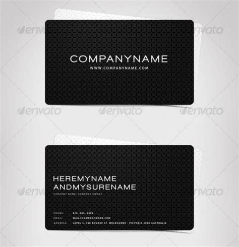 exclusive business cards templates 25 impressive premium business cards templates dotcave