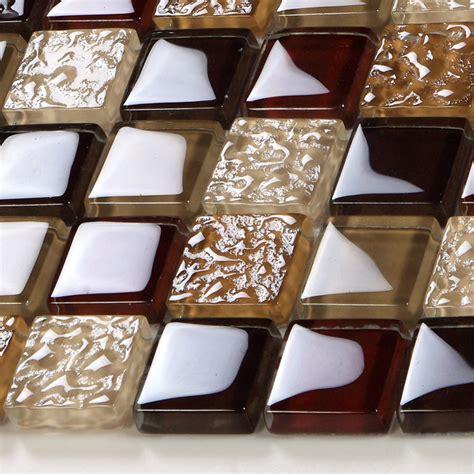 wholesale vitreous mosaic tile crystal glass kitchen