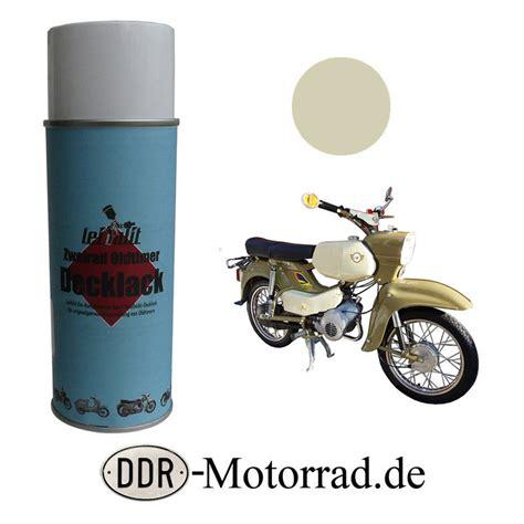 Simson Mit Spraydose Lackieren by Spraydose Beige Originalfarbe Simson Sperber Ersatzteile