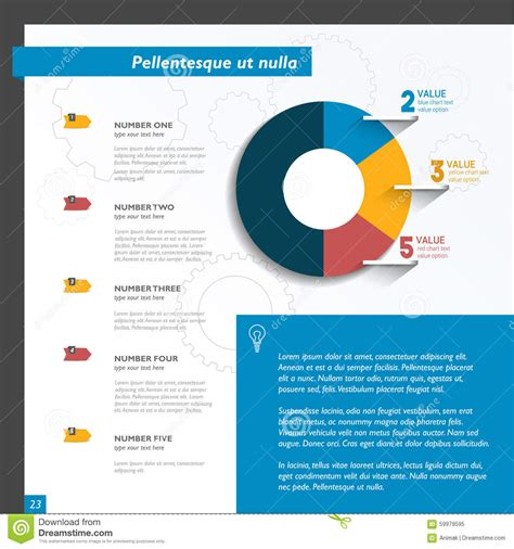 layout of an annual report brochure flyer newsletter annual report layout template