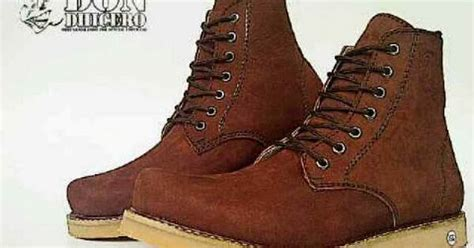 Sepatu Murah Dr Becco Rosel Brown dondichero brown boots
