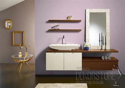 modern tasarım banyo dolapları dekorstore