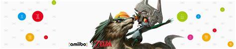Nintendo Amiibo Wolf Link nintendo the legend of wolf link amiibo twilight princess for wii 3ds ebay