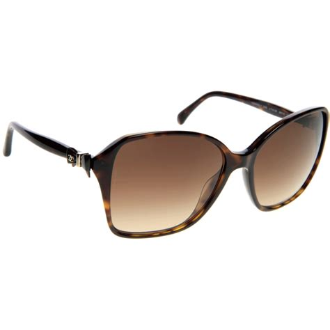 Sunglass Chanel 5 chanel ch5205 c7143b 58 sunglasses shade station