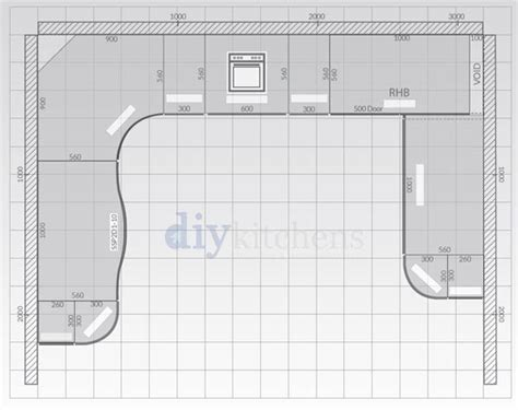 how to layout a kitchen how to create a kitchen plan diy kitchens advice