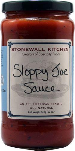 Stonewall Kitchen Joe by Stonewall Kitchen All Simmering Sauce Joe